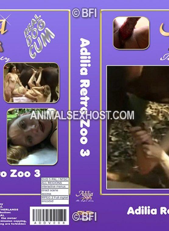 Adilia Retro Movies 4 dvd cover